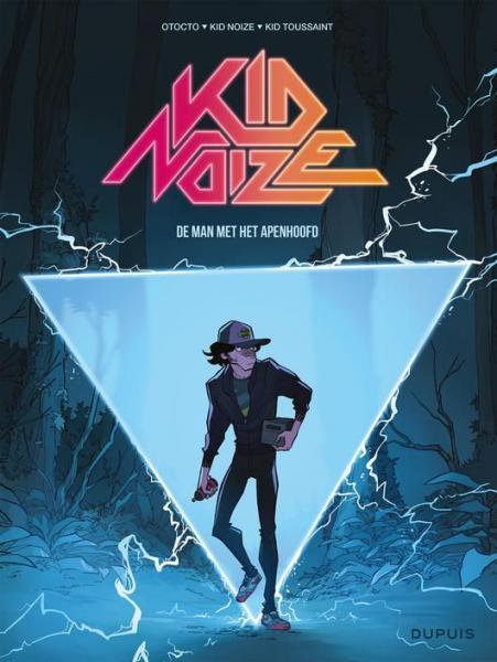 Kid Noize 1 De man met het apenhoofd