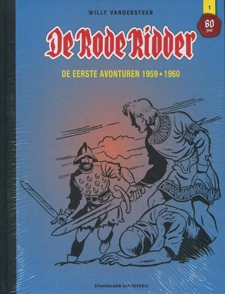 De Rode Ridder - Integraal 1 De eerste avonturen 1959-1960
