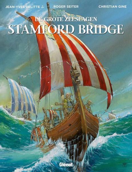 De grote zeeslagen 7 Stamford Bridge
