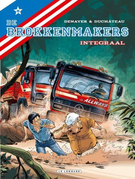 De brokkenmakers INT 5 Integrale, deel 5