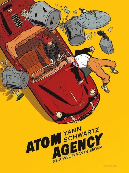 Atom Agency 1 De juwelen van de begum