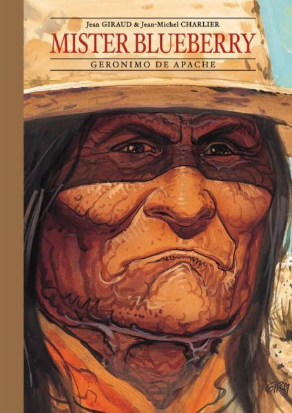 Mister Blueberry (Sherpa) 3 Geronimo de Apache