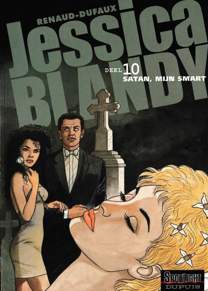 Jessica Blandy 10 Satan, mijn smart