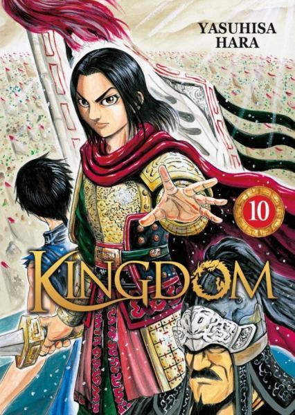 Kingdom (Hara) 10 Tome 10
