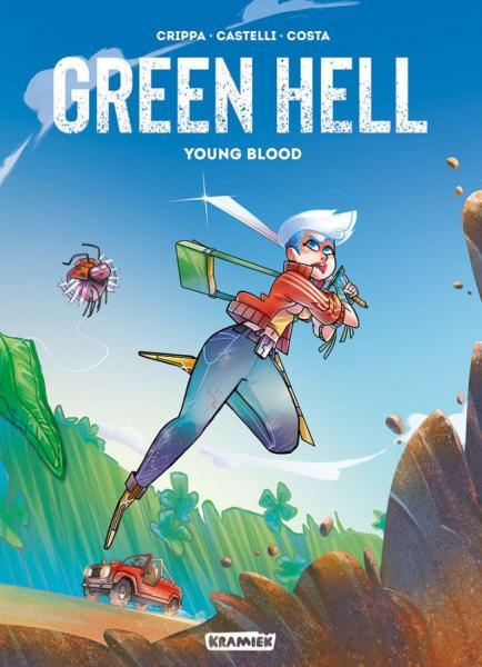 Green Hell 1 Young blood