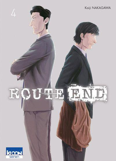 Route End 4 Tome 4