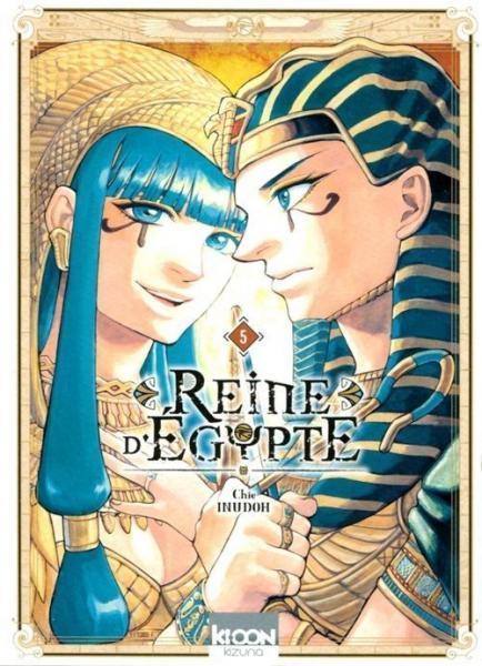 Reine d'Égypte 5 Tome 5