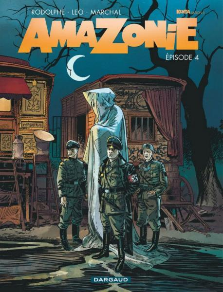 Amazonia (Marchal) 4 Episode 4
