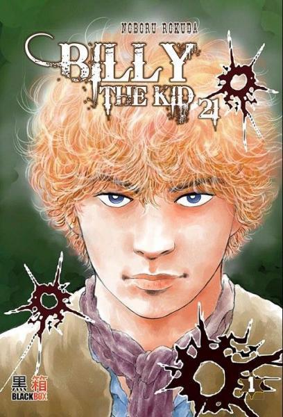 Billy the Kid (Noboru) 1 Tome 1