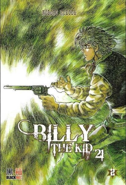 Billy the Kid (Noboru) 2 Tome 2