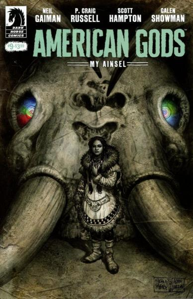American Gods: My Ainsel 9 Issue #9