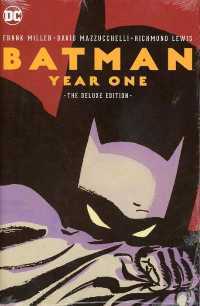 Batman INT 1 Batman: Year One