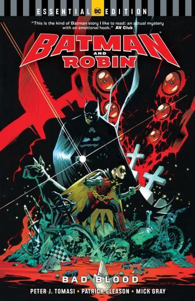 Batman and Robin: Bad Blood 1 Batman and Robin: Bad Blood