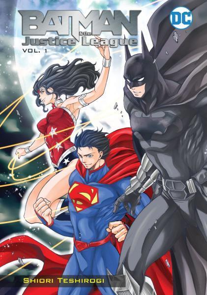 Batman & the Justice League (Manga) 1 Vol. 1