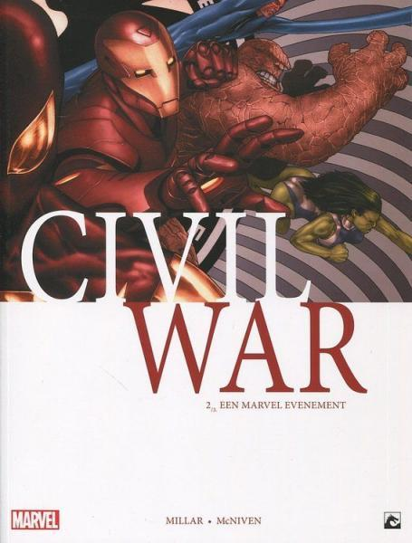 Civil War: Een Marvel evenement 2 Deel 2