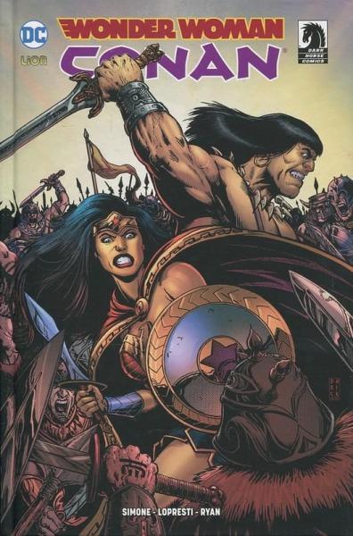 Wonder Woman - Conan (Lion) 1 Wonder Woman - Conan