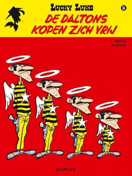 Lucky Luke (Lucky Comics, hernummering) 26 De Daltons kopen zich vrij