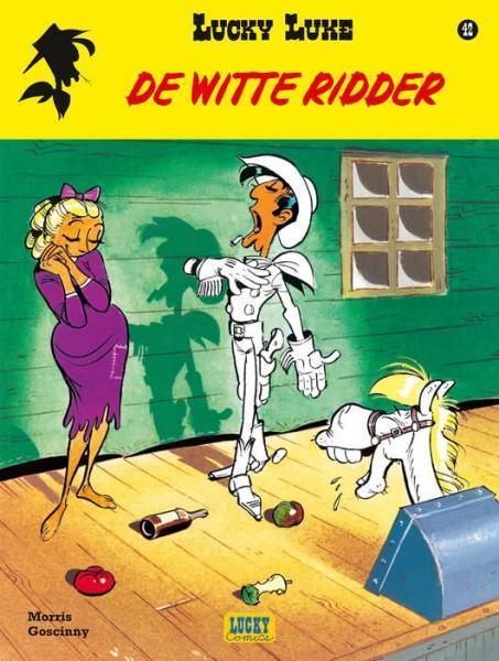 Lucky Luke (Lucky Comics, hernummering) 42 De witte ridder