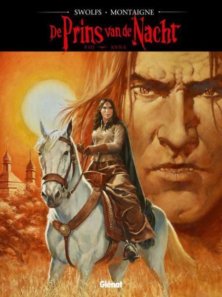 De prins van de nacht 8 Anna