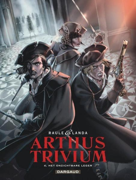 Arthus Trivium 4 Het onzichtbare leger