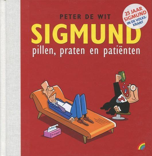 Sigmund S4 Pillen, praten en patiënten
