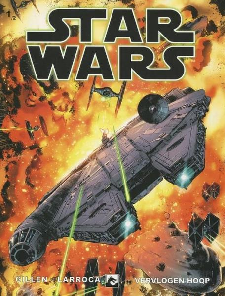 Star Wars (2 - Dark Dragon Books) 21 Vervlogen hoop, deel 1