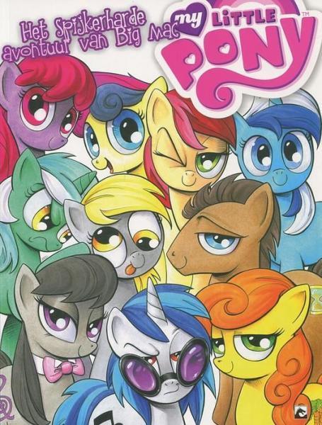 My Little Pony: Het spijkerharde avontuur van Big Mac 1 Deel 1