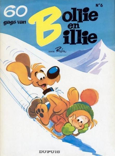 Bollie & Billie 6 60 gags van Bollie en Billie