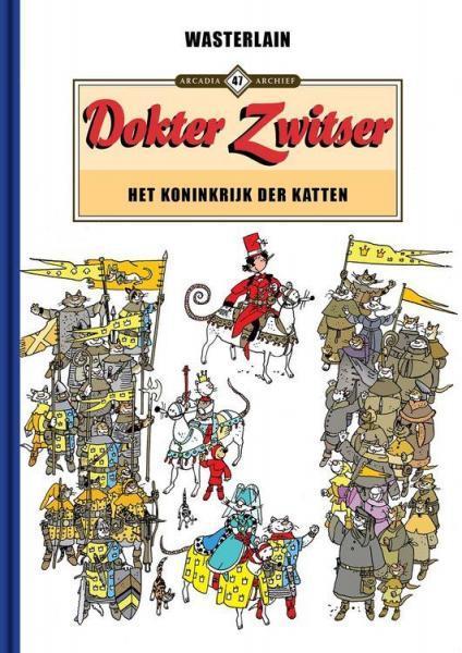 Dokter Zwitser C2 Het koninkrijk der katten