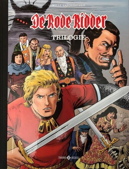 De Rode Ridder INT 21 Trilogie