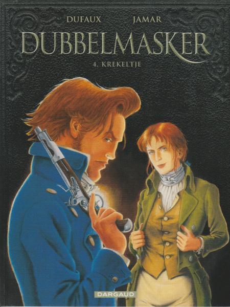 Dubbelmasker 4 Krekeltje