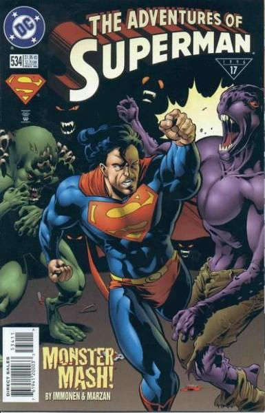 Superman 534 The Demon Within