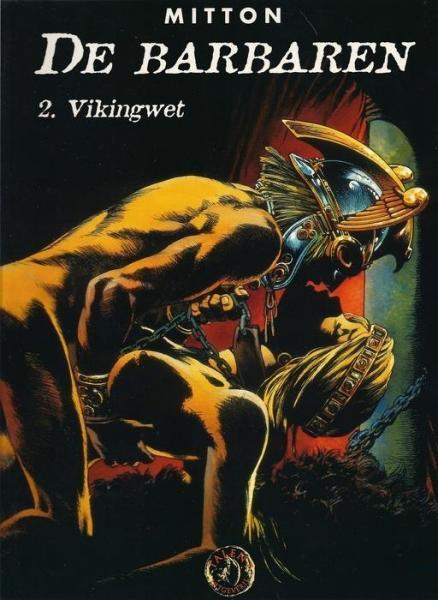 Kroniek der barbaren 2 Vikingwet