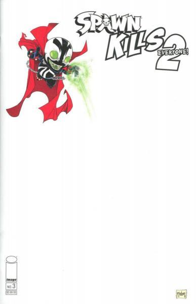 Spawn Kills Everyone Too 3 Issue #3