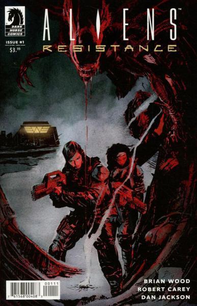 Aliens: Resistance 1 Intercepted