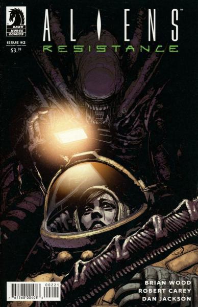 Aliens: Resistance 2 Extraction