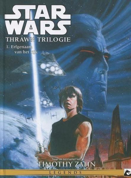Star Wars: The Thrawn Trilogy (Dark Dragon) 1 Erfgenaam van het rijk
