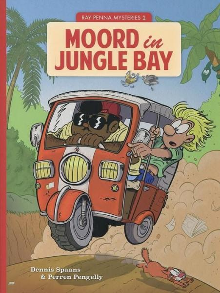 Ray Penna mysteries 1 Moord in Jungle Bay