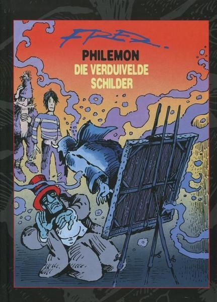 Philemon (HUM!) 16 Die verduivelde schilder