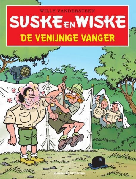 Suske en Wiske in het kort 1 De venijnige vanger