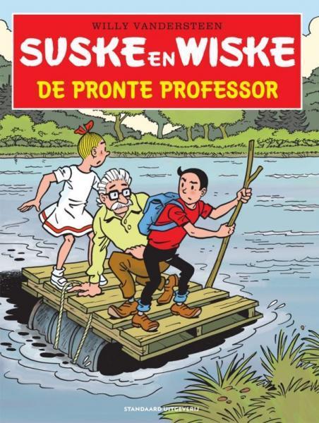 Suske en Wiske in het kort 3 De pronte professor