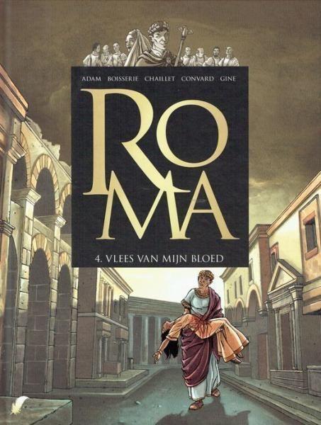 Roma 4 Vlees van mijn bloed