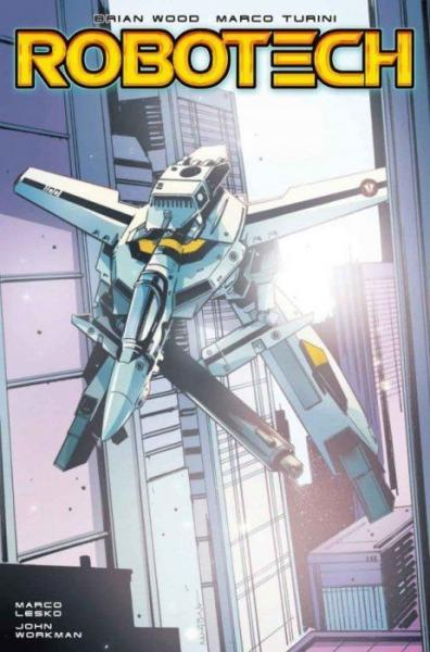 Robotech (Titan) 1 Issue #1