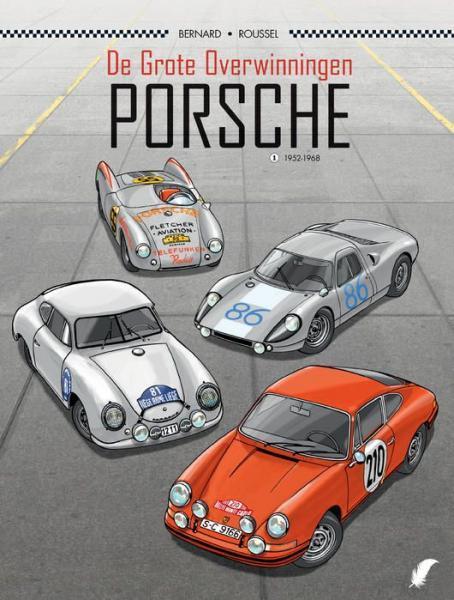De grote ovewinningen - Porsche 1 1952-1968