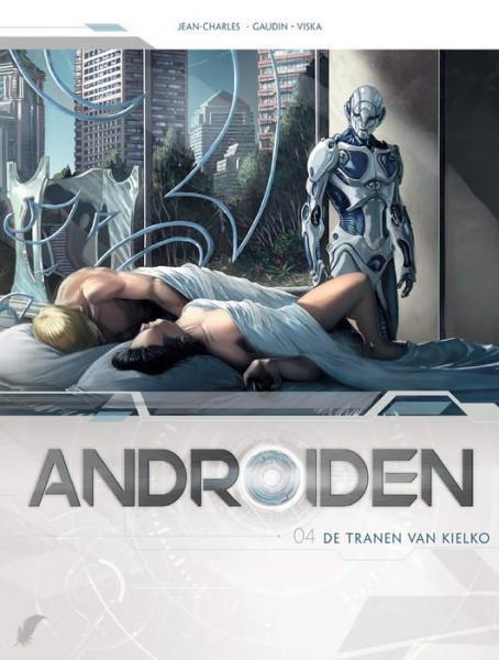 Androïden 4 De tranen van Kielko