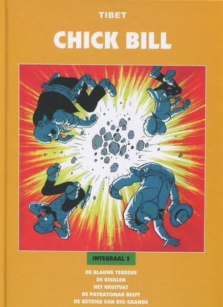 Chick Bill INT E5 Integraal 5