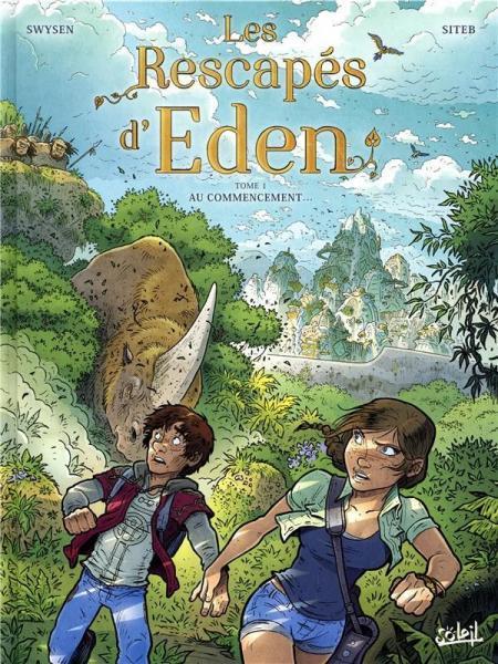 Les rescapés d'Eden 1 Au commencement...