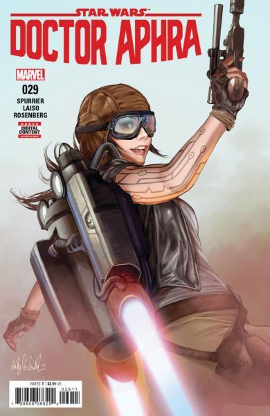 Doctor Aphra 29 Worst Among Equals, Part 4