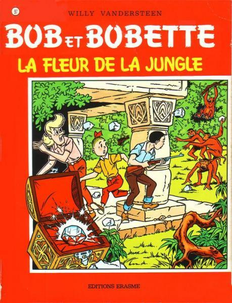 Suske en Wiske 97 La fleur de la jungle