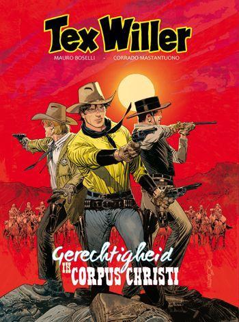 Tex Willer (Hum!) 6 Gerechtigheid in Corpus Christi